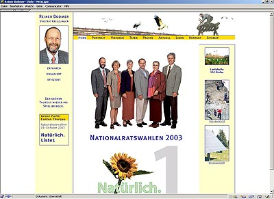 Nationalratswahlen 2003 Kreuzlingen